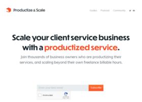 productizeandscale.com