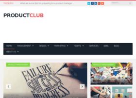 productmanagerclub.com
