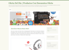 productoscondescuentosoferta.wordpress.com
