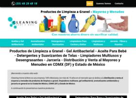 productosdelimpiezaagranel.com.mx