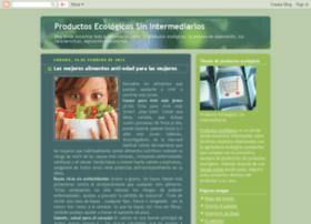 productosecologicossinintermediarios.blogspot.com