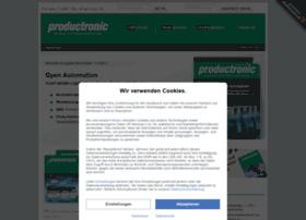 productronic.de
