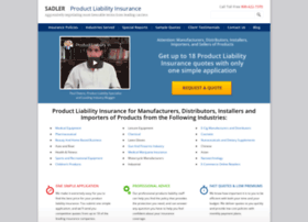 products-liability-insurance.com