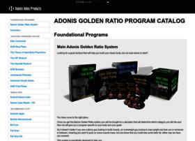 products.adonisindex.com