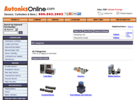 products.autonicsonline.com