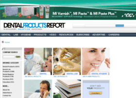 products.dentalproductsreport.com