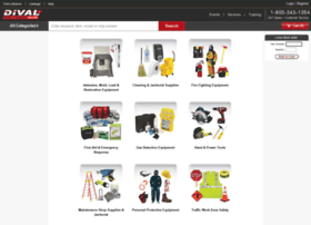 products.divalsafety.com