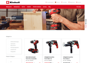 products.einhell.de