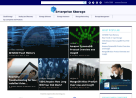products.enterprisestorageforum.com