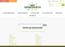 products.justingredients.co.uk