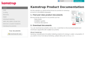 products.kamstrup.com