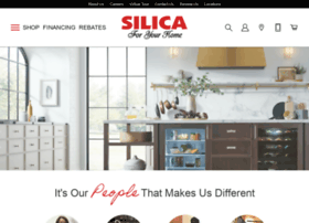 products.silicaappliance.com