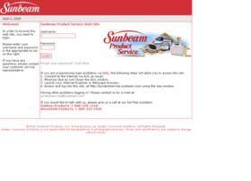 productservice.sunbeam.com