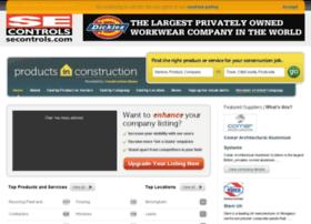 productsinconstruction.com