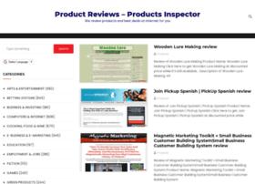 productsinspector.com