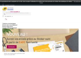 produitscourrierpro.laposte.fr