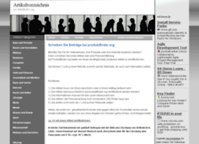 produktfinder.org