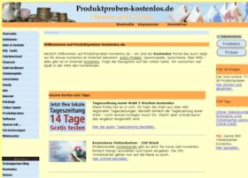 produktproben-kostenlos.de