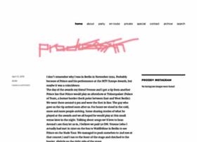 produzentin.com