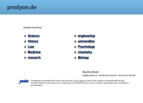prodyon.de
