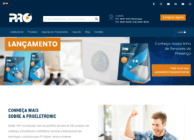 proeletronic.com.br