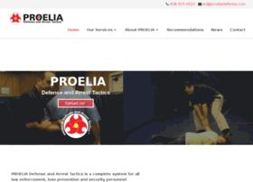 proeliadefense.com