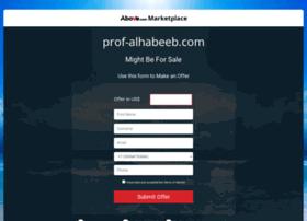 prof-alhabeeb.com