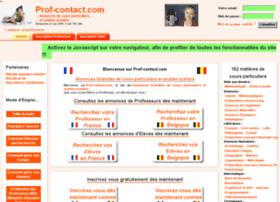 prof-contact.com