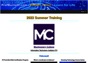 profburnett.com