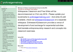 profcraigarmstrong.wikispaces.com