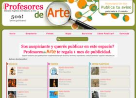 profesoresdearte.com