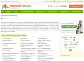 profession.matrimonialsindia.com