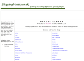 professional-beauty-products.shoppingvariety.co.uk