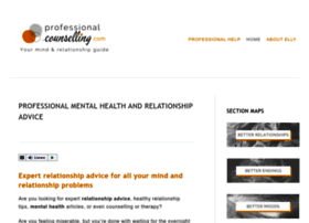 professional-counselling.com
