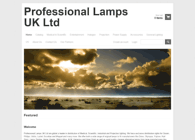professional-lamps.co.uk