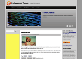 professional-theme.techsaran.com