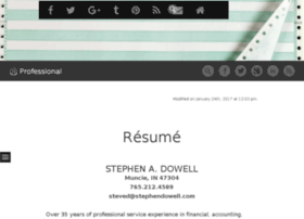 professional.stephendowell.com