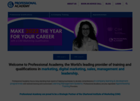 professionalacademy.com