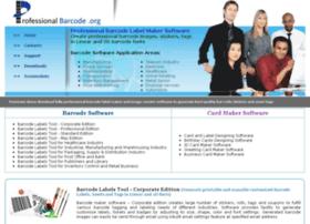 professionalbarcode.org