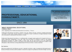 professionaleducationalconsultancy.info