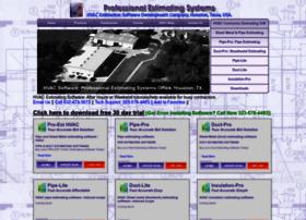 professionalestimatingsystems.com