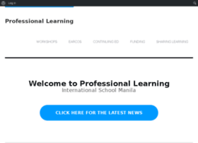 professionallearning.ism-online.org