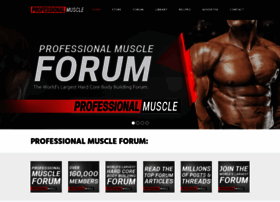 professionalmuscle.com