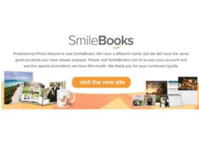 professionalphotoalbums.com