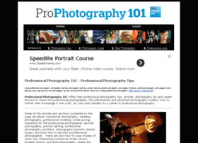 professionalphotography101.com