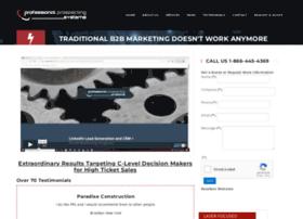 professionalprospecting.com