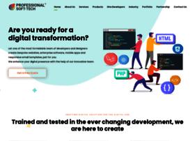 professionalsofttech.com