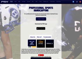 professionalsportshandicapping.com