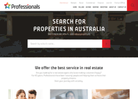 professionalsrealestate.com.au
