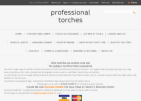 professionaltorches.co.uk